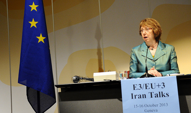 Ashton-EU-Iran-Talks-Geneva