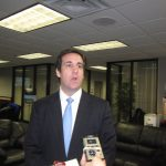 Trump lawyer/adviser Michael Cohen (Wikimedia Commons)