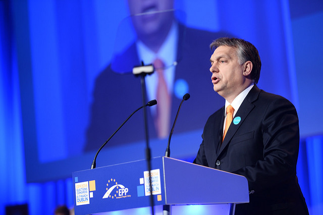Viktor Orban (European People's Party via Flickr)
