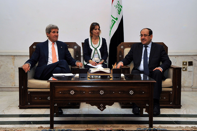 Iraq-Maliki-Kerry-2014