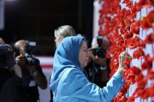 Maryam Rajavi (Apa Iceurope via Flickr)
