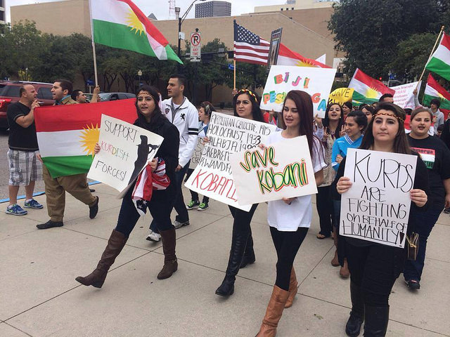 Kobani_Kurds_Protest