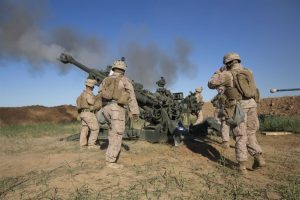 Operation Inherent Resolve against the Islamic State (U.S. Marines)