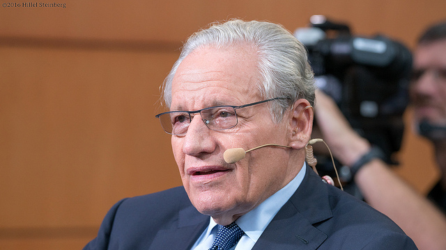 Bob Woodward (Hillel Steinberg via Flickr)