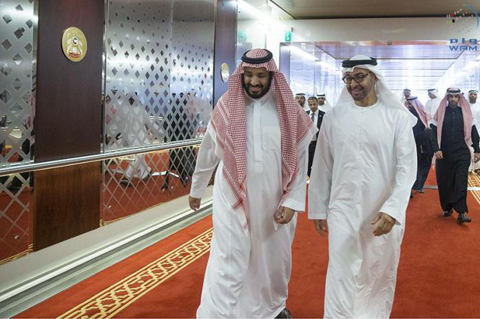 Recent years have seen a rise of what could be described as Arab neoconservatives: ambitious leaders such as the Crown Prince of Saudi Arabia Mohammed bin ...
