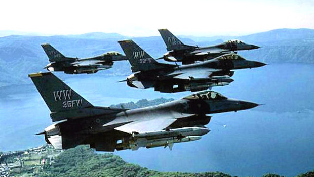 35th_Fighter_Wing_-_4_ship_formation