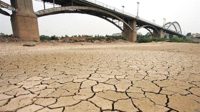 Drought in Iran