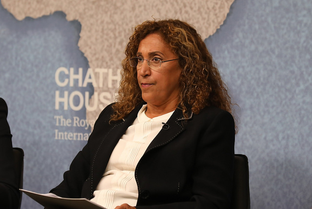 Madawi al-Rasheed (Chatham House via Flickr)