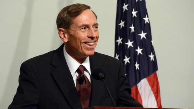 Photo of David Petraeus courtesy of the CIA via Flickr.