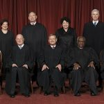 The Roberts court (Wikimedia Commons)