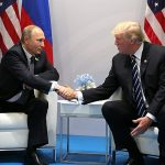 Vladimir Putin and Donald Trump (Wikimedia Commons)