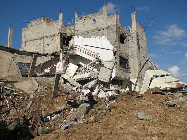 Gaza_Destroyed_Home