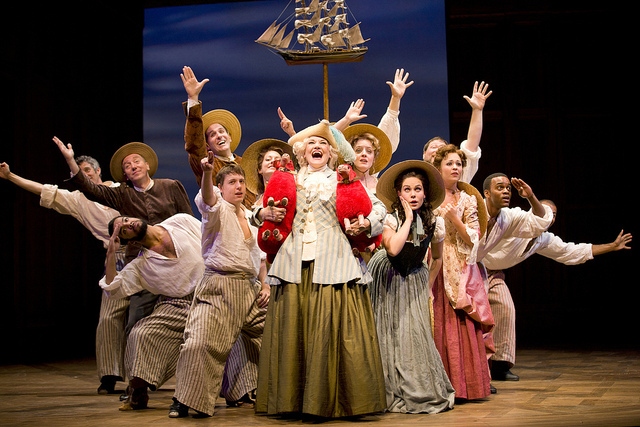 The Huntington's 2012 production of Candide (T. Charles Erickson via Flickr)