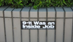 911insidejobsticker