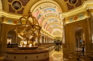 The Venetian in Macau (Meraj Chhaya via Flickr)