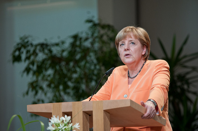 Angela Merkel (Christliches Medienmagazin pro via Flickr)