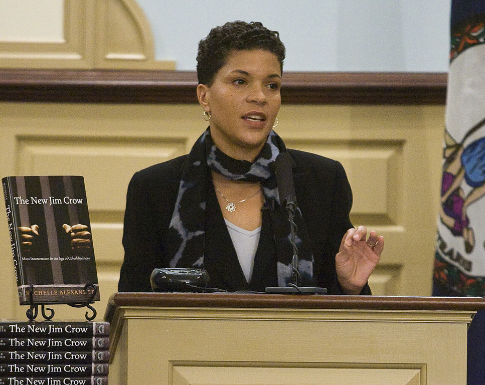 Michelle Alexander (Wikimedia Commons)