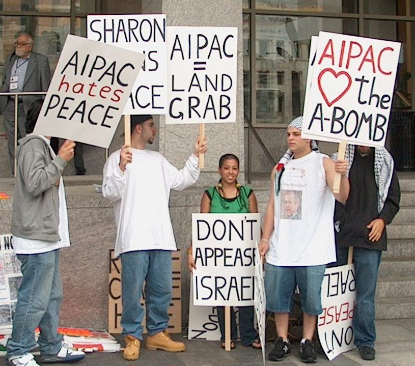 AIPAC_Protest_DC_2005-a