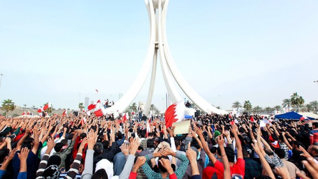 Bahrain-Pearl-Protest