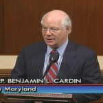 Cardin_calling_for_troops_to_withdraw
