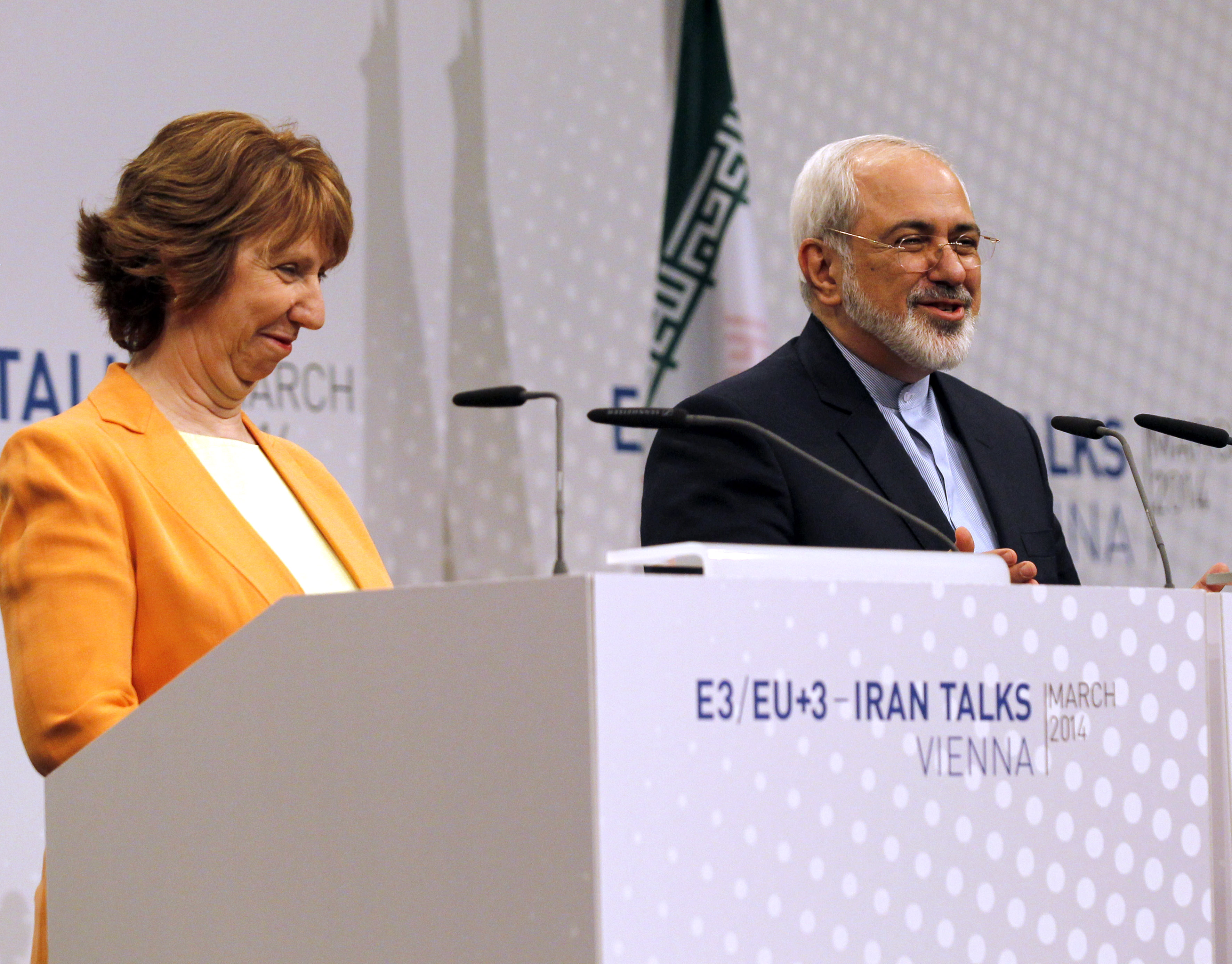 E3/EU+3 Iran Talks March 2014 Vienna