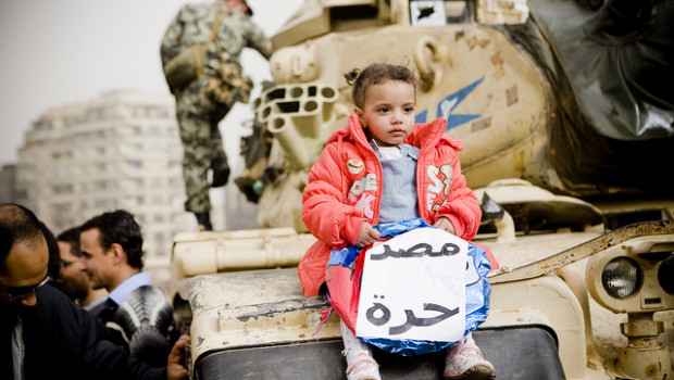 Egypt-Child-Army