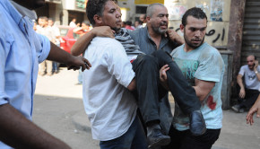 Egypt-Wounded-Protest