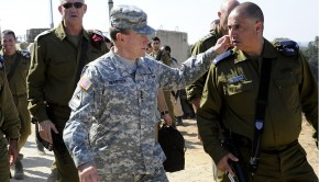 AC12 - US-Israel Military Exercise, October 2012