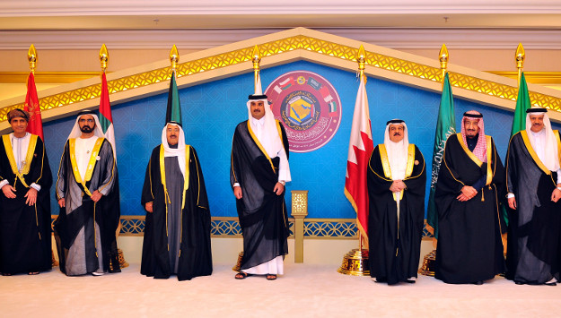 The GCC in more harmonious times