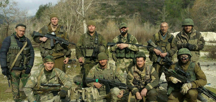 Russian private military contractors in Syria