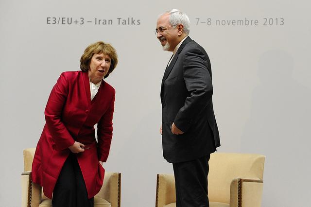Iran-EU-Ashton-Zarif