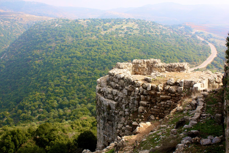 Israel_-_Golan_Heights_-_Nimrod_-_23_(4264457902)