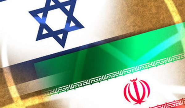 Israel_Iran_flags_250610