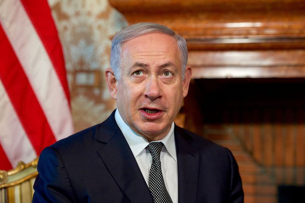 Israeli_PM_Netanyahu_Addresses_Reporters_(27830918172)