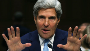 Kerry And Hagel Testify At Senate Hearing On Use Of Force Against Syria