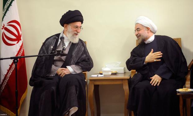 Khamenei-Rouhani