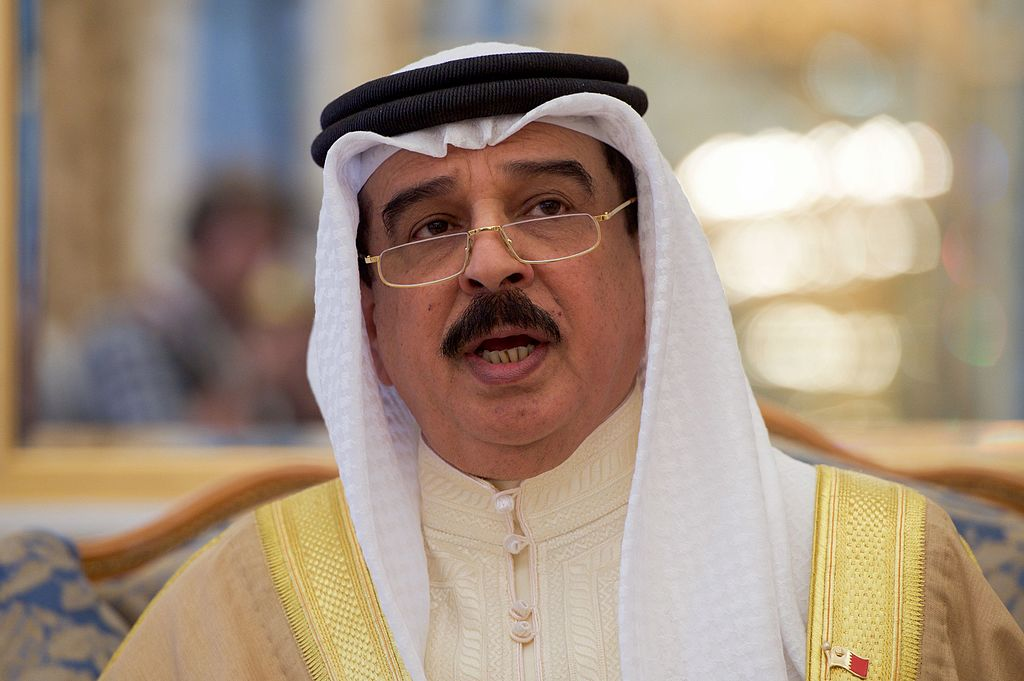 King_Hamad_bin_Isa_Al_Khalifa_of_Bahrain_Addresses_Reporters_at_the_Outset_of_a_Welcoming_Reception_for_Secretary_Kerry_in_Manama_(26224844641)