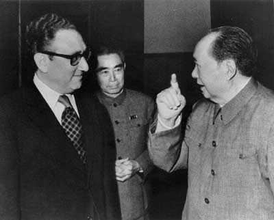 Kissinger-Mao