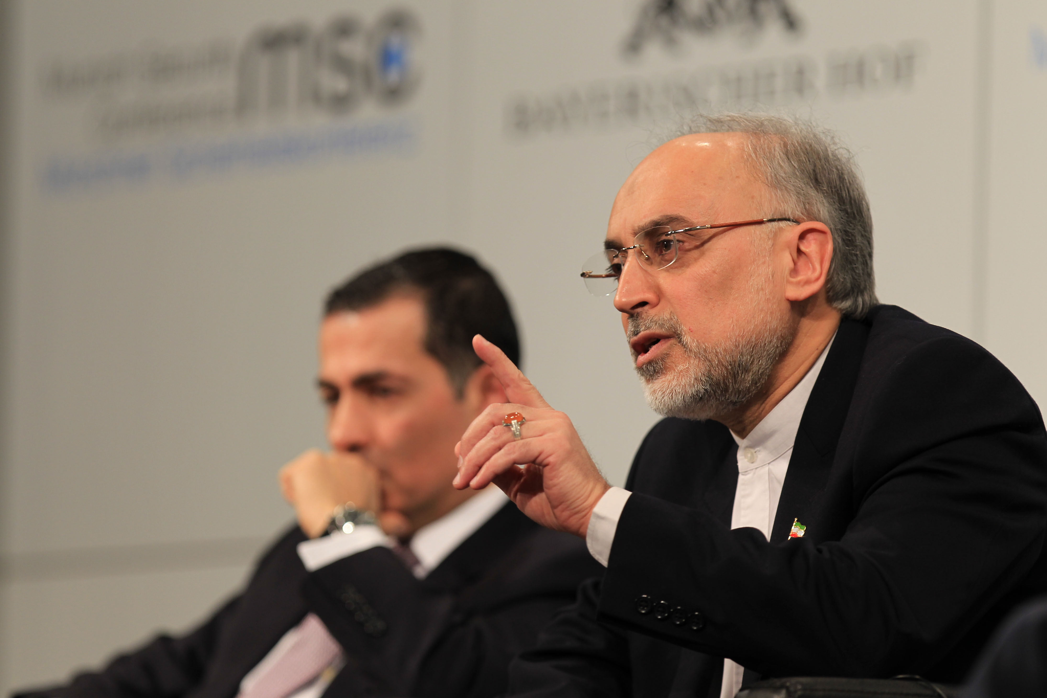 MSC_2013_Wuest_Panel10Uhr_Salehi_0014