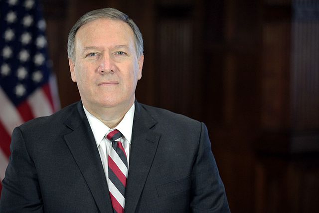 Mike Pompeo (Wikimedia Commons)
