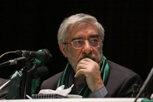 Mir Hossein Mousavi (Wikimedia Commons)