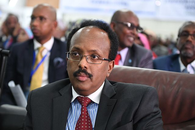 Mohamed Abdullahi Mohamed Farmajo