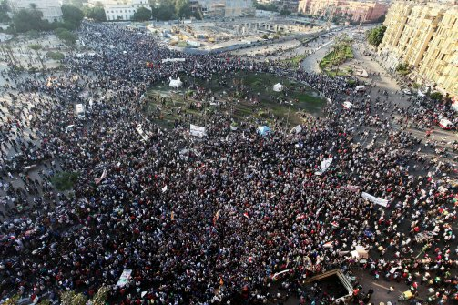 Morsi-Decrees-Protest