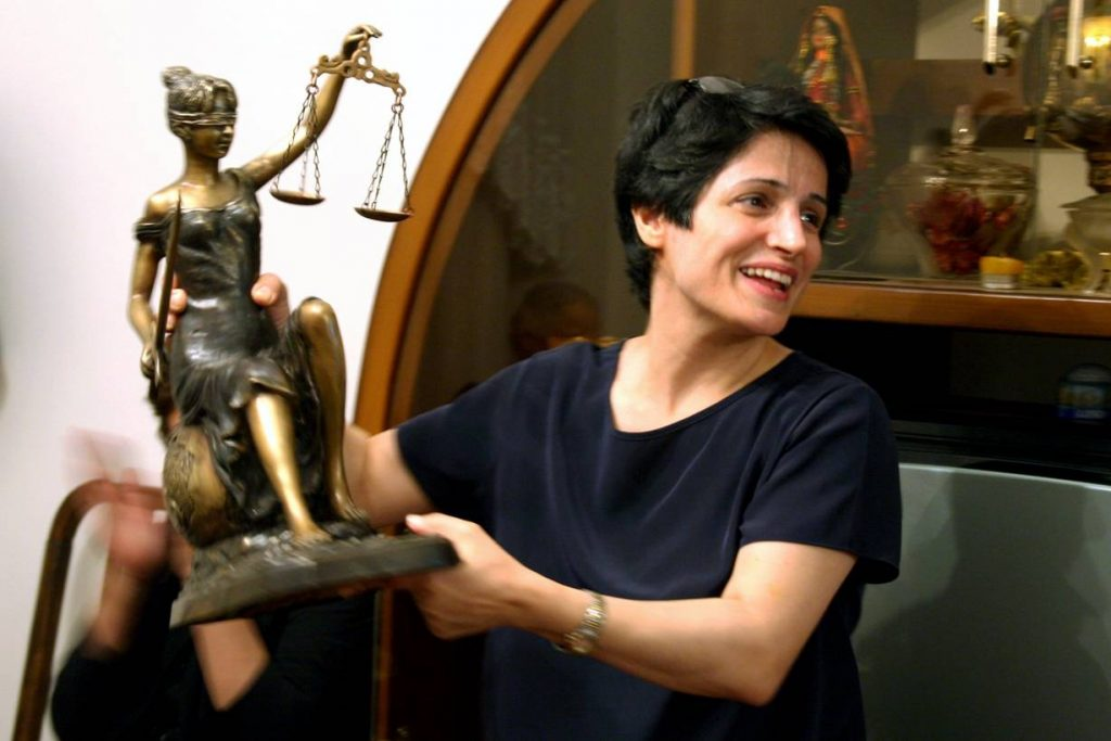 Nasrin Sotoudeh (PEN International)