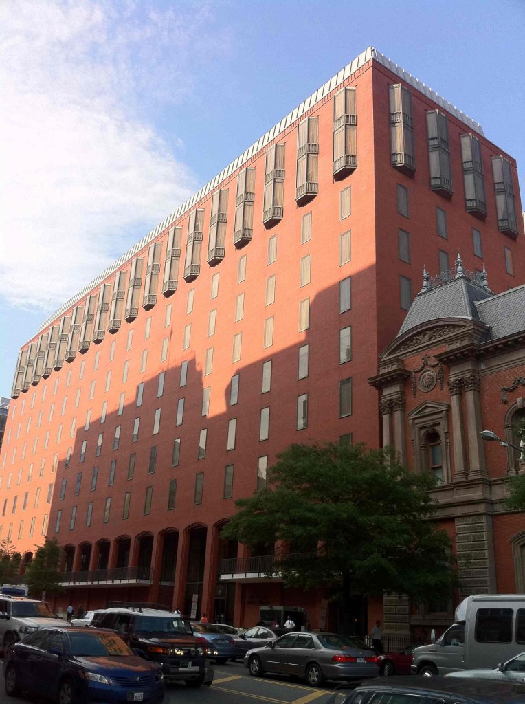 New Executive Office Building