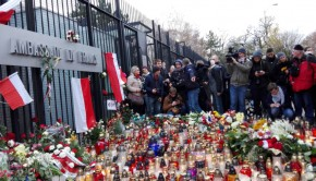 November_2015_Paris_attacks_-_French_Embassy_in_Warsaw_-_2015-11-14_-_2