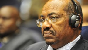 Omar_al-Bashir,_12th_AU_Summit,_090131-N-0506A-342