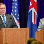 Mike Pompeo and Jim Mattis (State Department)