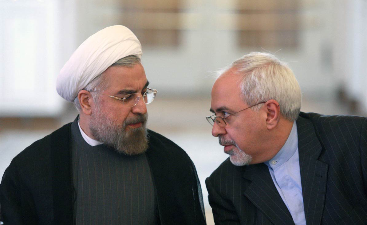 President-Rohani-with-Zarif-2-HR