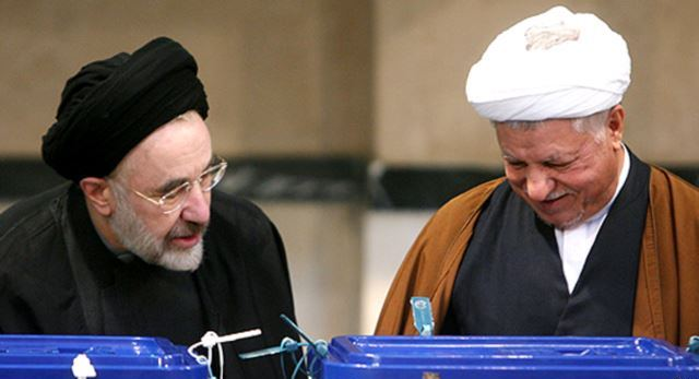Rafsanjani-Khatami-Election-01